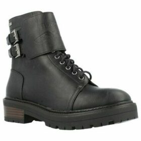MTNG  58526  women's Mid Boots in Black