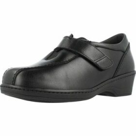 Pinoso's  7371  women's Loafers / Casual Shoes in Black