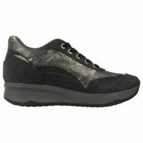 Lumberjack  DOMINO  women's Shoes (Trainers) in Black
