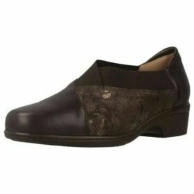 Piesanto  185608  women's Loafers / Casual Shoes in Brown