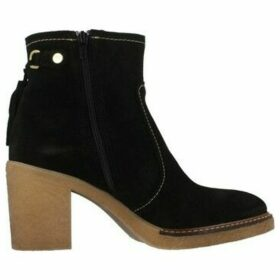 Alpe  3681 11  women's Low Ankle Boots in Black