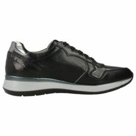 Nero Giardini  A806580D  women's Shoes (Trainers) in Black