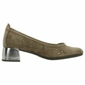 Hispanitas  HI87711  women's Court Shoes in Brown