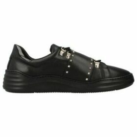 Albano  8141AL  women's Shoes (Trainers) in Black