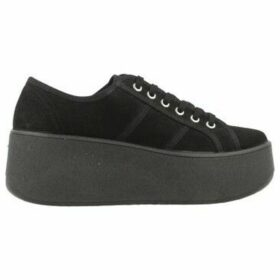 Victoria  1102108  women's Shoes (Trainers) in Black