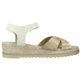 Carmela  66153C  women's Sandals in Gold