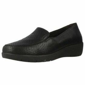 Stonefly  PASEO III  women's Loafers / Casual Shoes in Black