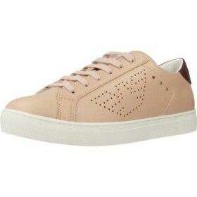 Armani  X3X042 XL210  women's Shoes (Trainers) in Pink