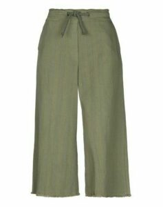 DIXIE TROUSERS 3/4-length trousers Women on YOOX.COM