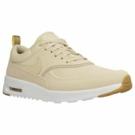 Nike  AIR MAX THEA PRM  women's Shoes (Trainers) in Yellow