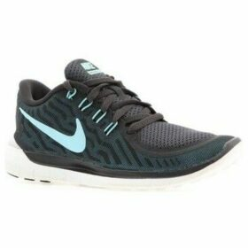 Nike  WMNS Free 5.0 724383-009  women's Shoes (Trainers) in Green
