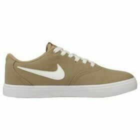 Nike  SB CHECK SOLAR CNV  women's Shoes (Trainers) in Brown