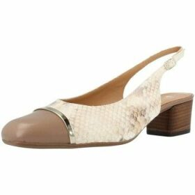 Platino  1144870  women's Court Shoes in Beige