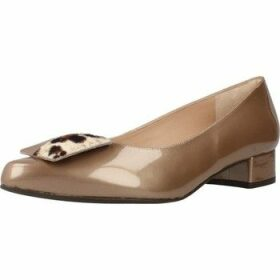 Platino  VERNICE  women's Court Shoes in Gold