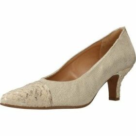 Platino  1175730  women's Court Shoes in Beige