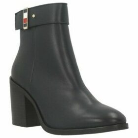 Tommy Hilfiger  FW0FW04488  women's Low Ankle Boots in Blue