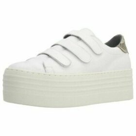 Clover  89823  women's Shoes (Trainers) in White