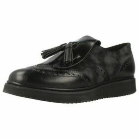 Geox  D THYMAR  women's Loafers / Casual Shoes in Black