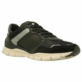 Geox  D SUKIE  women's Shoes (Trainers) in Black