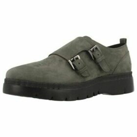 Geox  D EMSLEY  women's Loafers / Casual Shoes in Grey