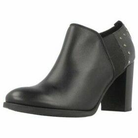 Geox  D HERIETE HIGH  women's Low Boots in Black