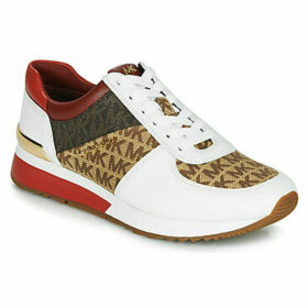 MICHAEL Michael Kors  ALLIE TRAINER  women's Shoes (Trainers) in Multicolour