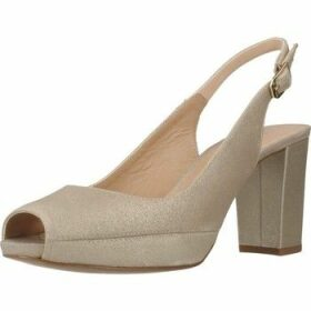 Unisa  NICK 19  women's Court Shoes in Gold
