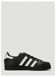 Adidas Superstar Sneakers in Black size UK - 05