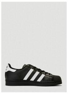 Adidas Superstar Sneakers in Black size UK - 07.5