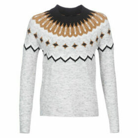 Vero Moda  VMTITI  women's Sweater in Grey
