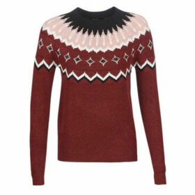 Vero Moda  VMTITI  women's Sweater in Brown