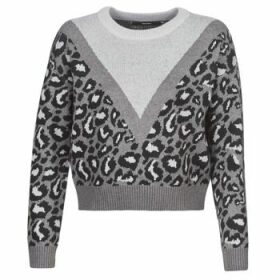 Vero Moda  VMLEON  women's Sweater in Grey