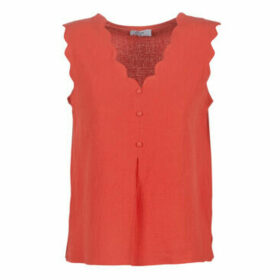 Betty London  -  women's Blouse in Red
