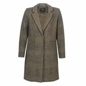 Only  ONLMICHELLE  women's Coat in Beige