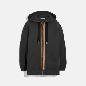 Coach Horse And Carriage Zip Hoodie
