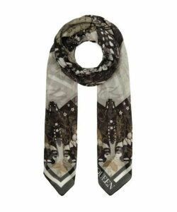 Pareo Tattoo Butterfly Scarf