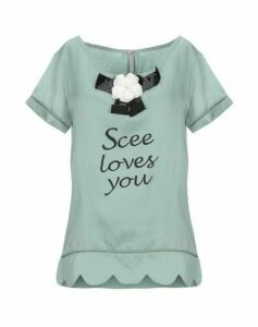 SCEE by TWINSET TOPWEAR T-shirts Women on YOOX.COM