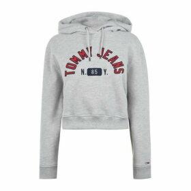 Tommy Jeans Modern Logo Ld94 - PALE GREY HTR