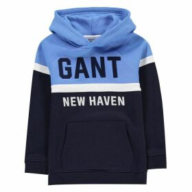 Gant Gant 3 Color Swt Hdy Jn02 - Pacific Blue445