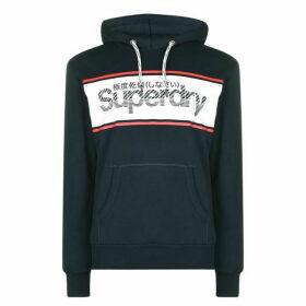 Superdry Retro OTH Hoodie - Nay 98T