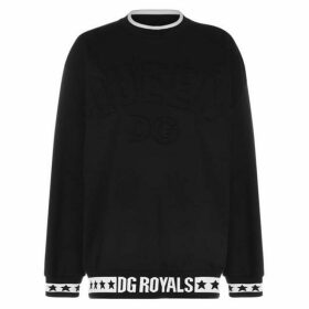 Dolce and Gabbana Millennials Star Queen Sweatshirt