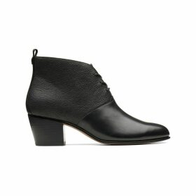 Maypearl Lucy Leather Ankle Boots