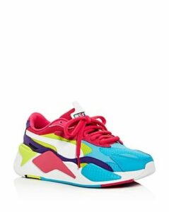 Puma Women's Rs-X3 Puzzle Low-Top Sneakers