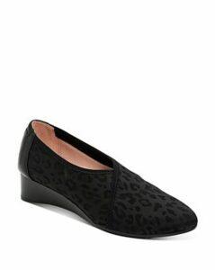 Taryn Rose Women's Celeste Leopard-Print Loafers