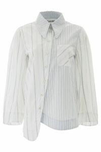 Ganni Bicolor Shirt