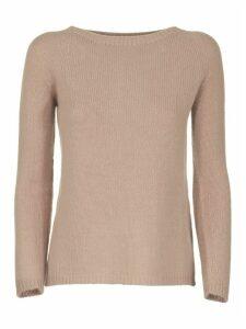 S Max Mara Cashmere Jumper Giorgio Rose Knitwear
