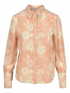 Chloé Chloe Floral Print Shirt