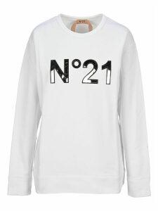 N21 Mirror Logo Sweatshirt