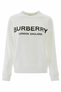 Burberry Fairhall Sweatshirt With Logo