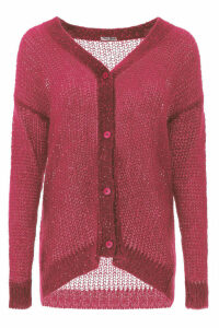 Miu Miu Cardigan With Sequins